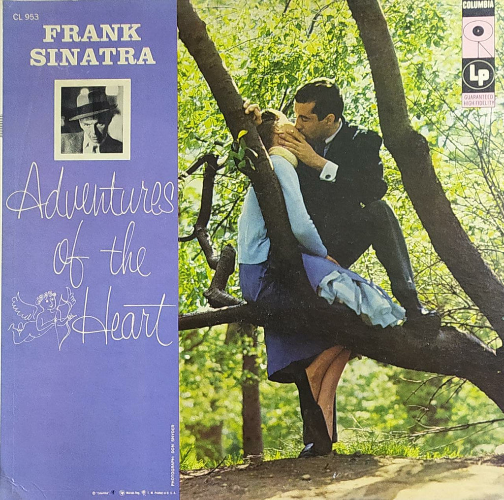 Adventures Of The Heart – Frank Sinatra ‎ (Used Vinyl) VG