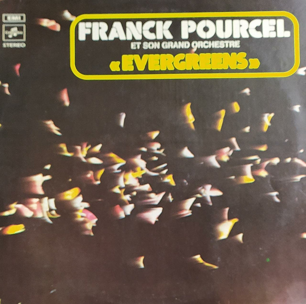 Evergreens  ‎–  Franck Pourcel Et Son Grand Orchestre (Used Vinyl) VG+