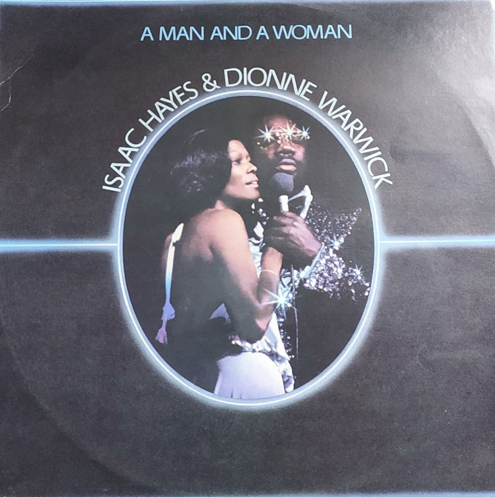 A Man And A Woman – Isaac Hayes And Dionne Warwick ‎‎ (Used Vinyl) VG