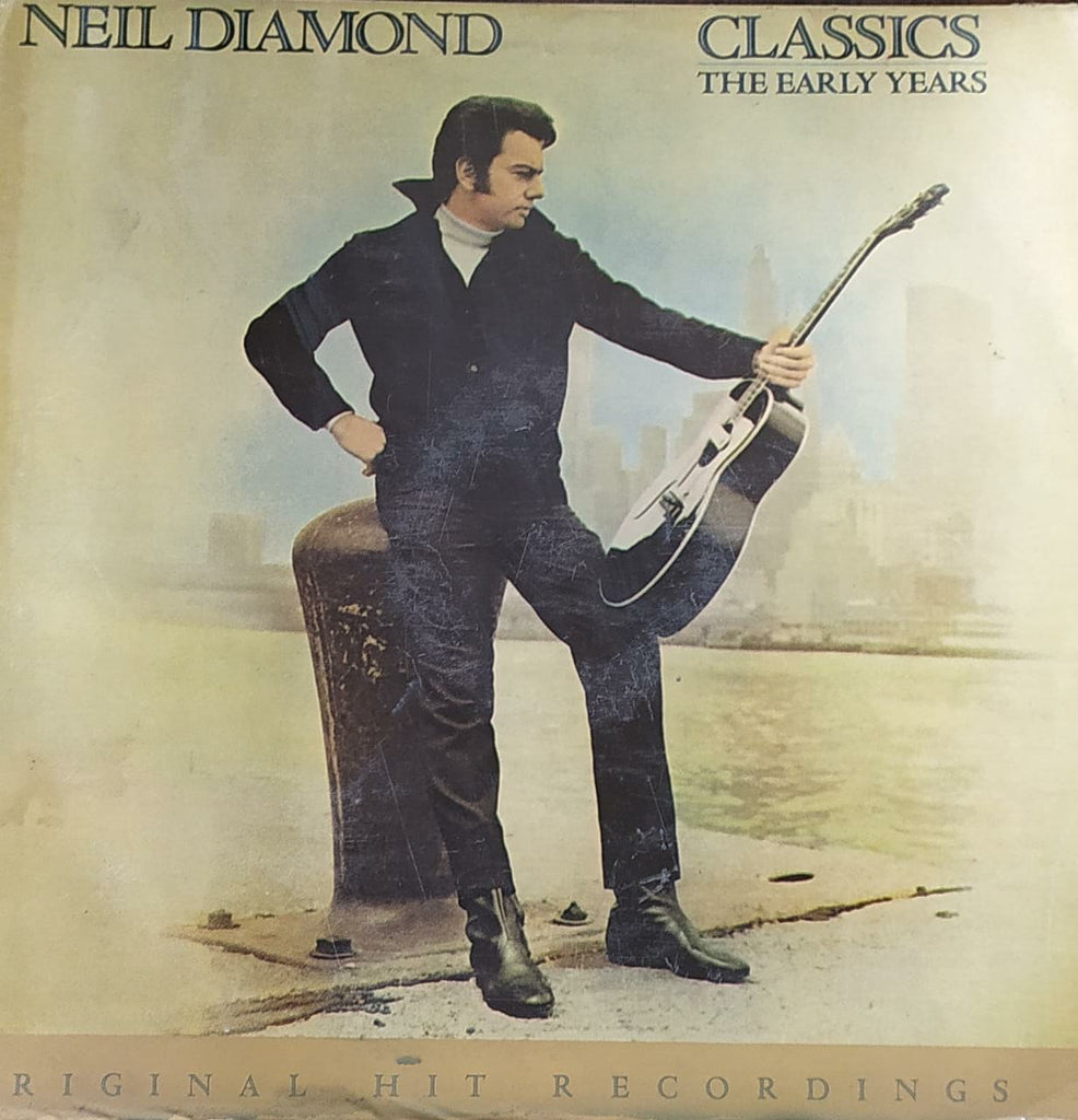 Classics The Early Years‎‎  ‎–  Neil Diamond (Used Vinyl) VG