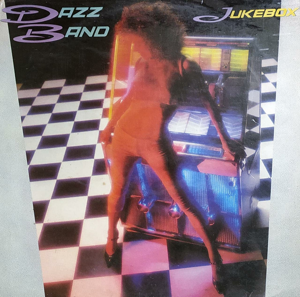 Jukebox ‎– Dazz Band  (Used Vinyl) VG