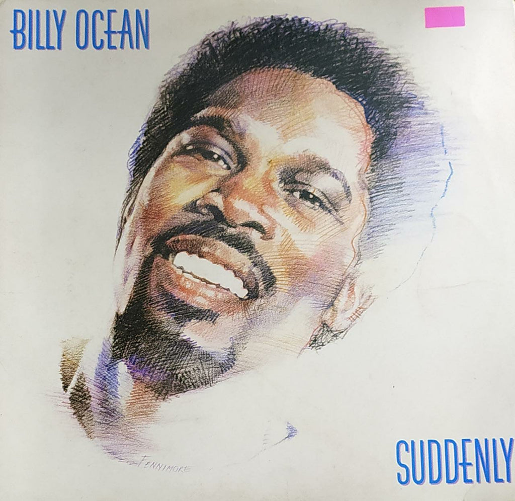 Suddenly  ‎–  Billy Ocean ‎(Used Vinyl) VG