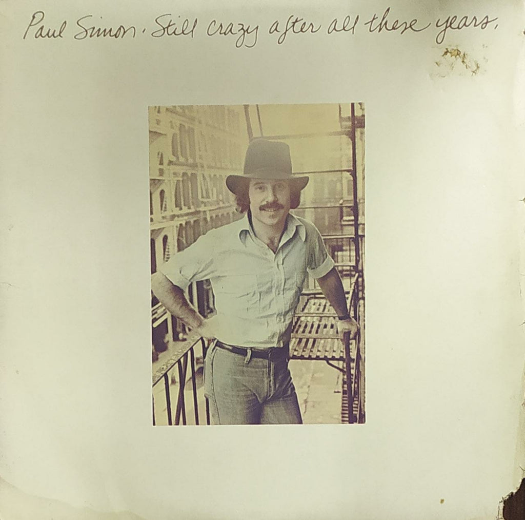 Still Crazy After All These Years By Paul Simon (Used LP) VG