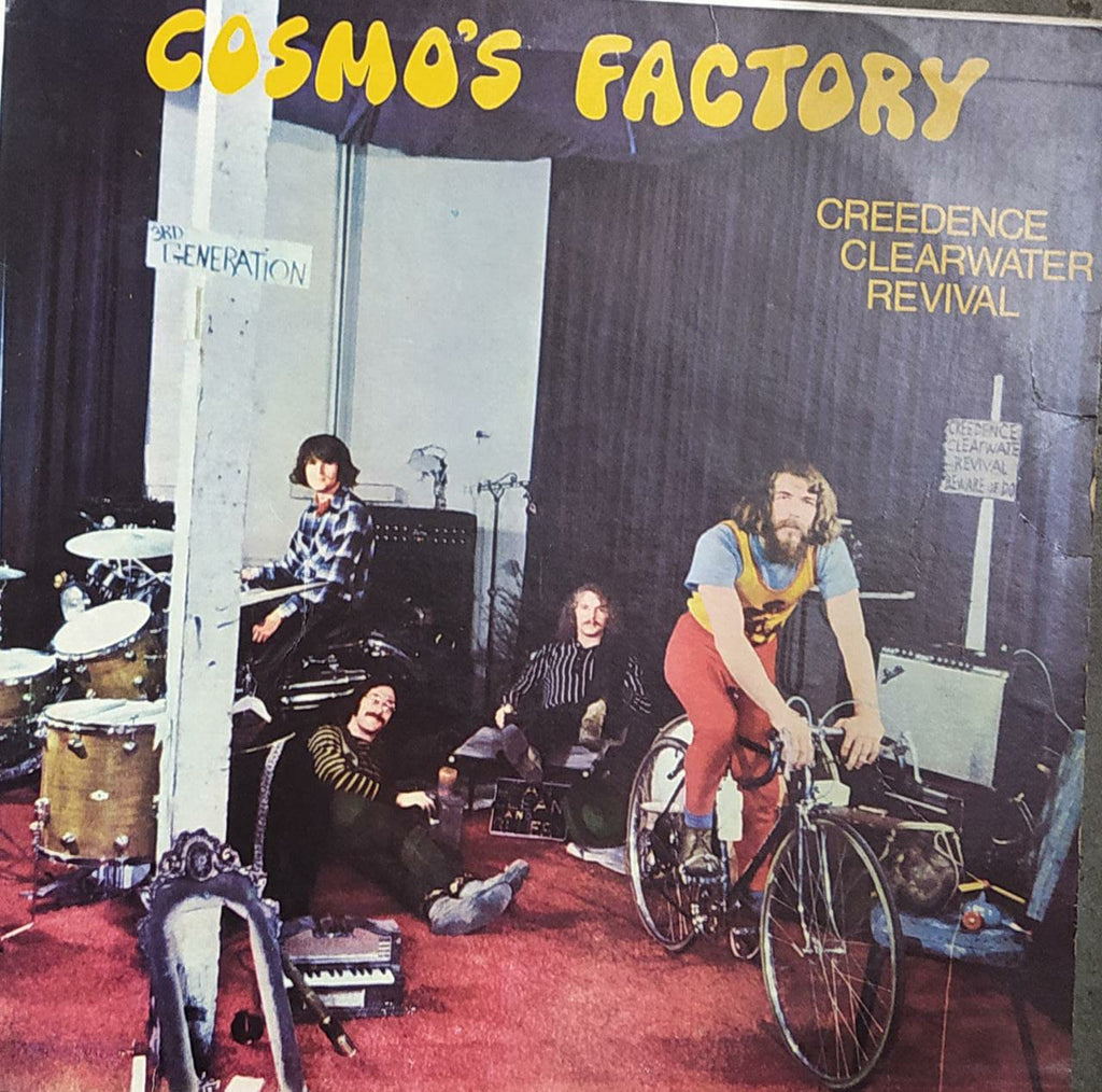 Cosmo's Factory by Creedence Clearwater Revival (Used LP) VG