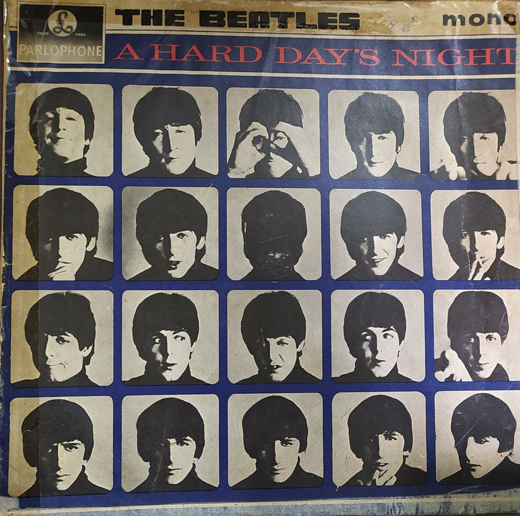 A Hard Days Night by The Beatles (Used Vinyl) G