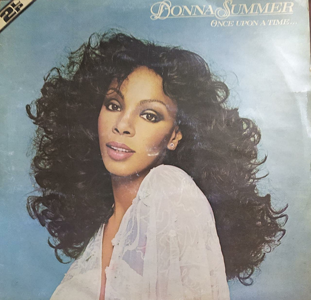 Once Upon A Time - Donna Summer ‎ (Used Vinyl)  VG