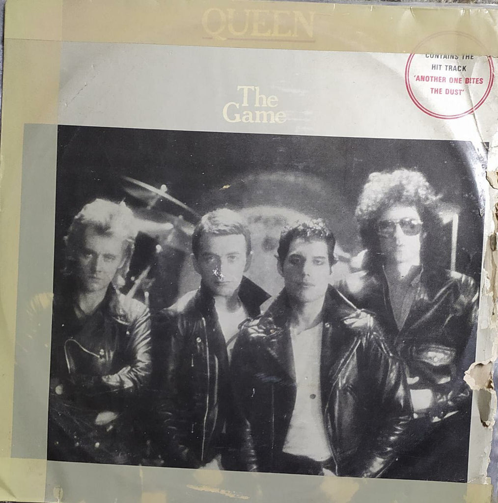 The Game By Queen (Used Vinyl) VG