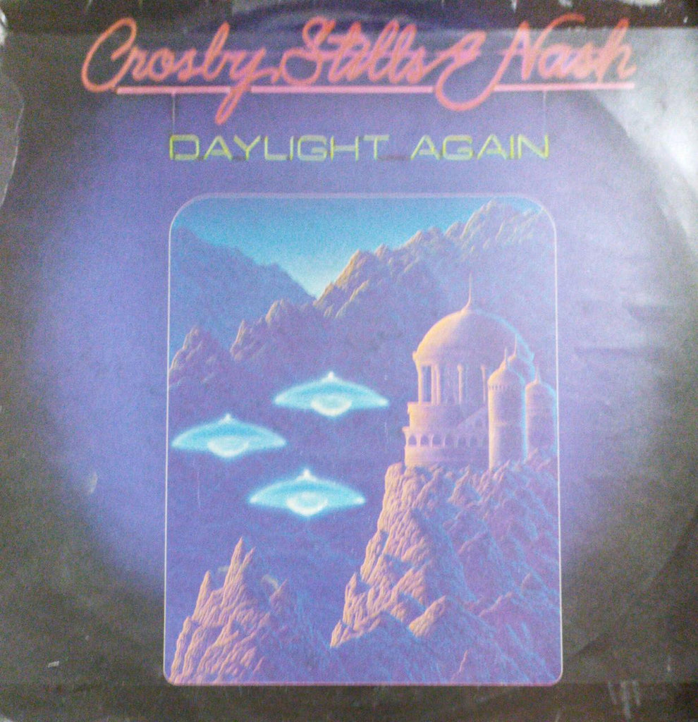 Daylight Again  ‎–  Crosby, Stills & Nash (Used Vinyl ) VG