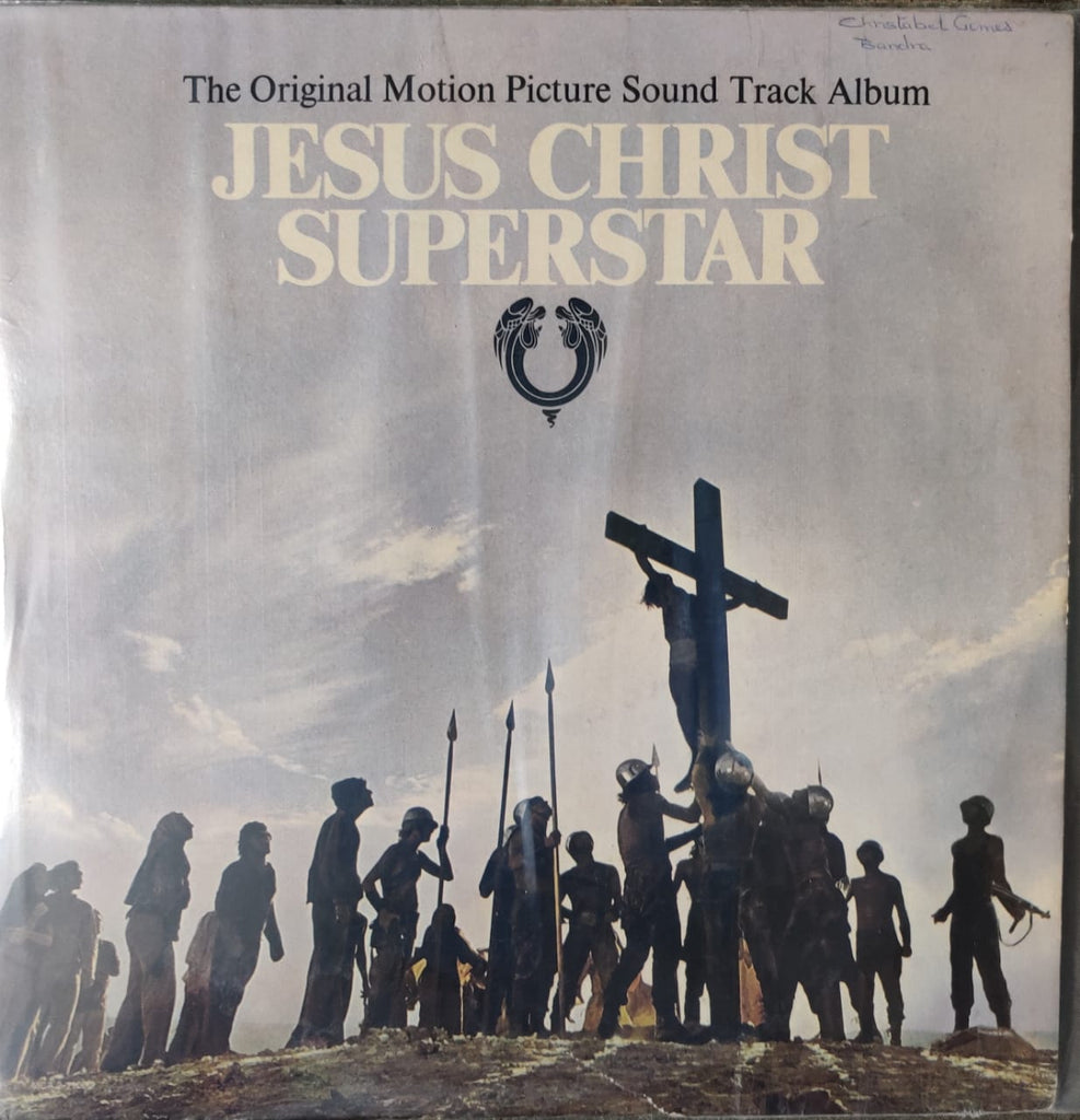 Various ‎– Jesus Christ Superstar (The Original Motion Picture Sound Track Album) (Used Lp) VG