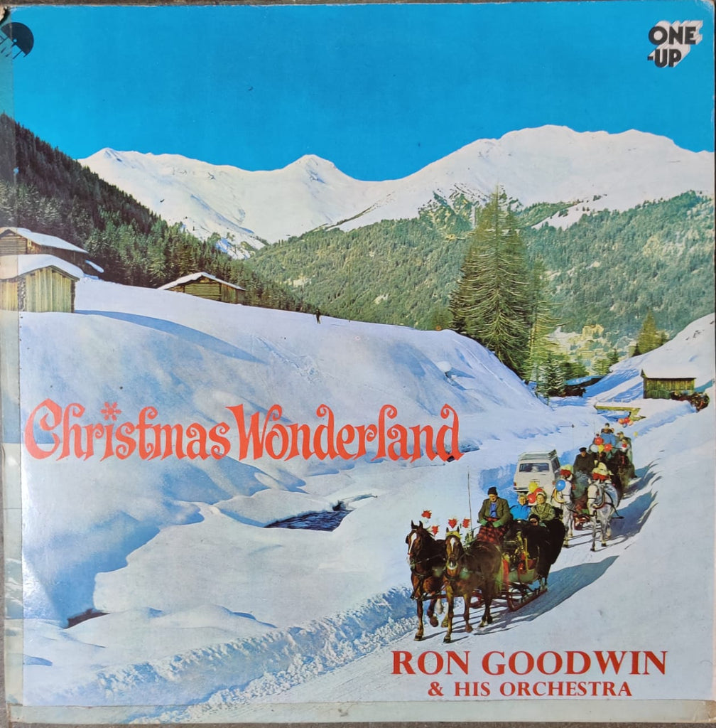 Ron Goodwin & His Orchestra* ‎– Christmas Wonderland VG