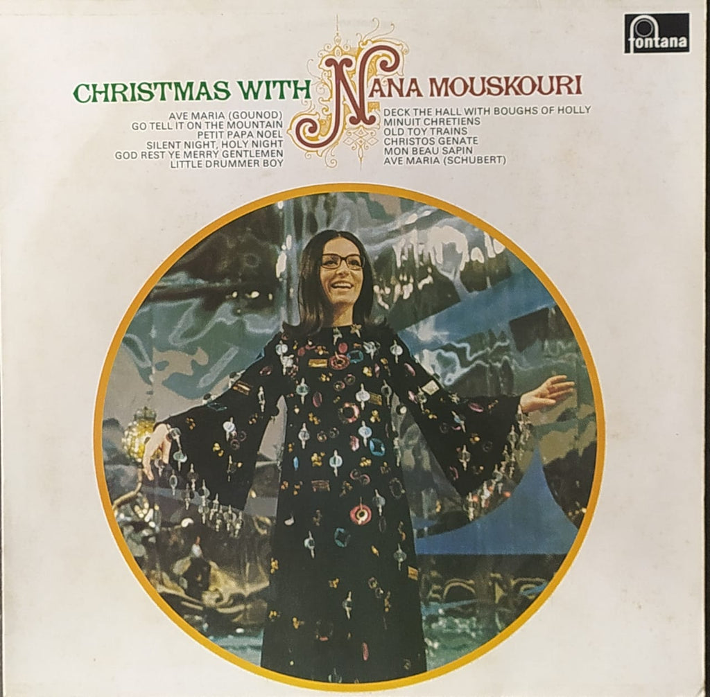More images Nana Mouskouri – Christmas With Nana Mouskouri (Used Lp) VG+