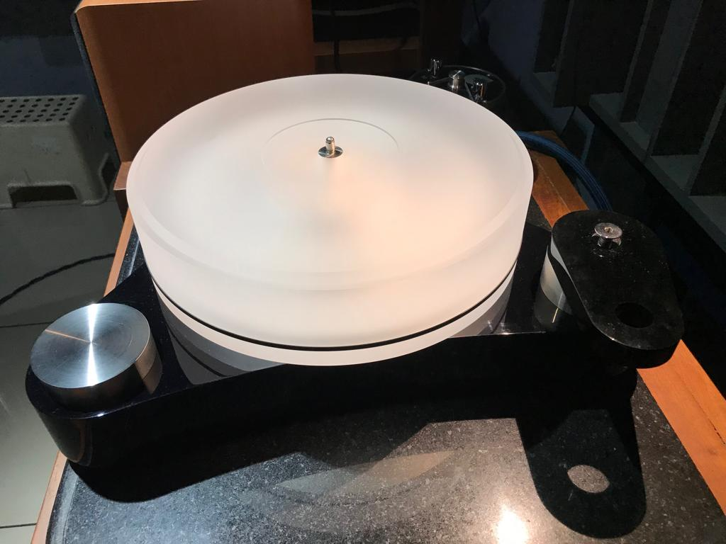 Scheu Analog Das Laufwerk 2 without Tonearm & cartridge (Pre Owned)