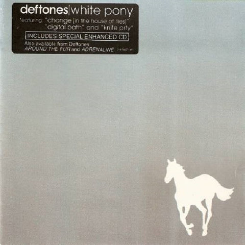 White Pony By Deftones