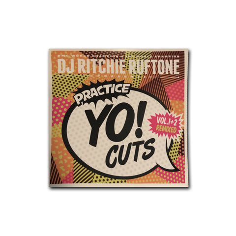 Practice Yo Cuts by DJ Ritchie Ruftone