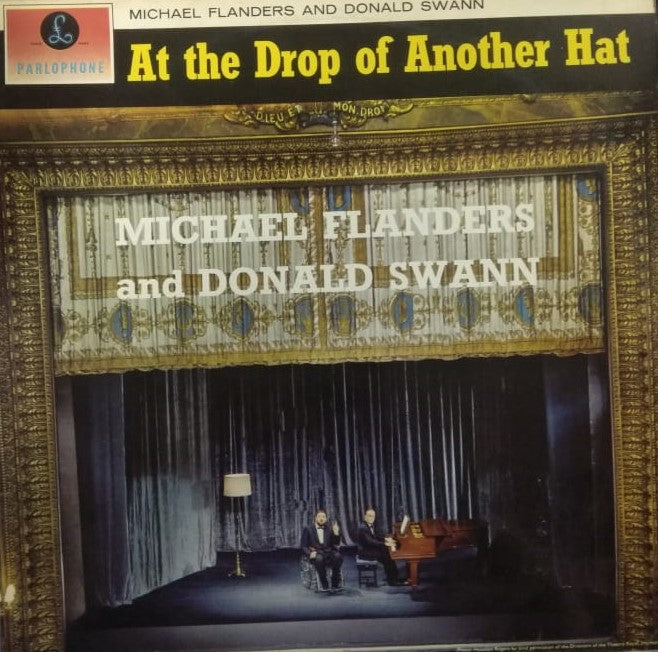 At The Drop Of Another Hat By Michael Flanders And Donald Swann  (Used Vinyl)  NM