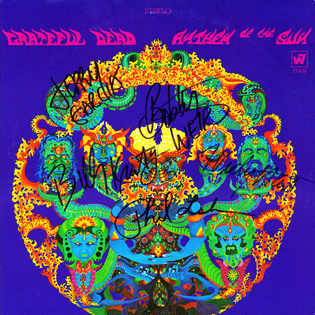 Anthem Of The Sun by The Grateful Dead
