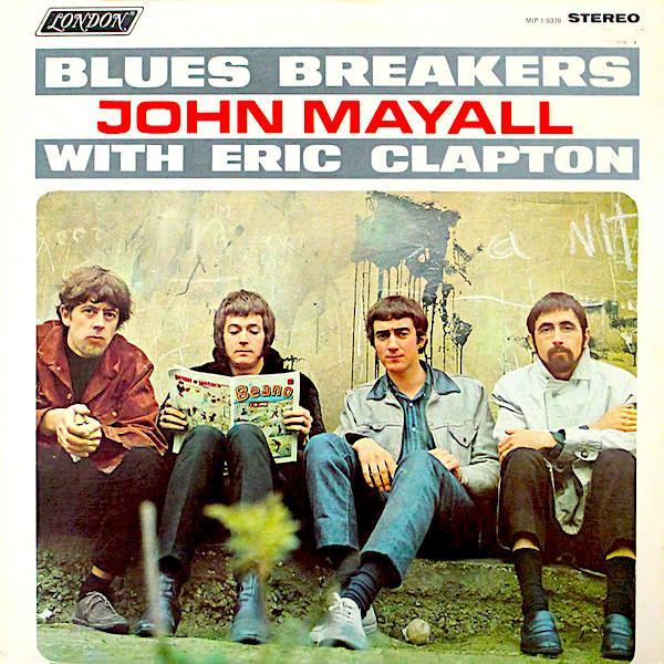 Bluesbreakers by John Mayall