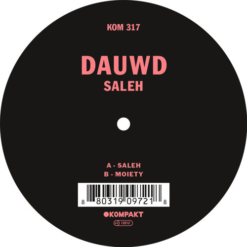 Dauwd ‎– Saleh [Kompakt]