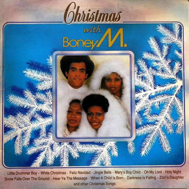 Boney M. – Christmas With Boney M.