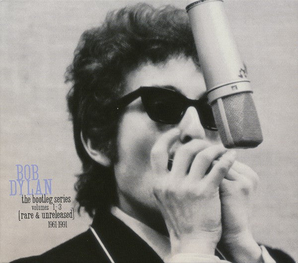 The Bootleg Series Volumes 1 - 3 [Rare & Unreleased] 1961-1991 By Bob Dylan ( Box set)