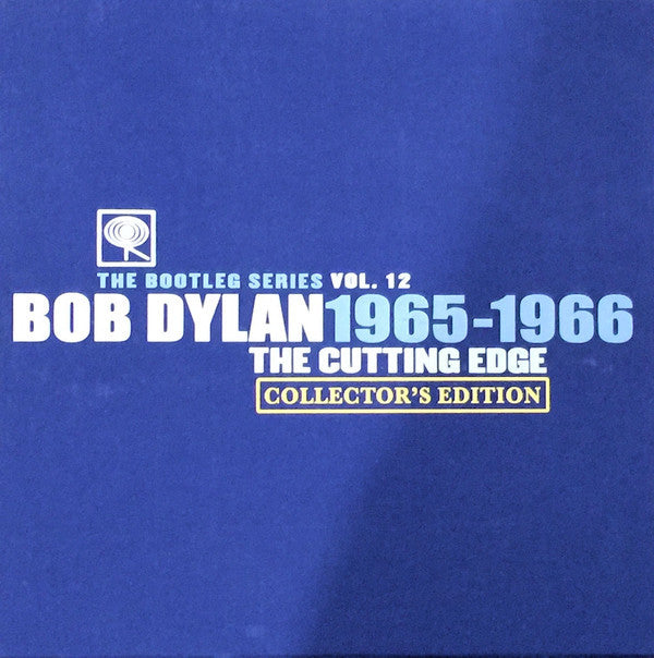 The Cutting Edge 1965 – 1966: The Bootleg Series Vol.12: Collector's Edition By Bob Dylan ( Box set)