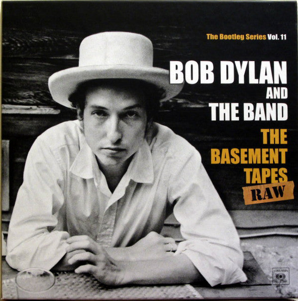 The Bootleg Series Vol.11 - The Basement Tapes Raw By Bob Dylan & The Band ( Box set)