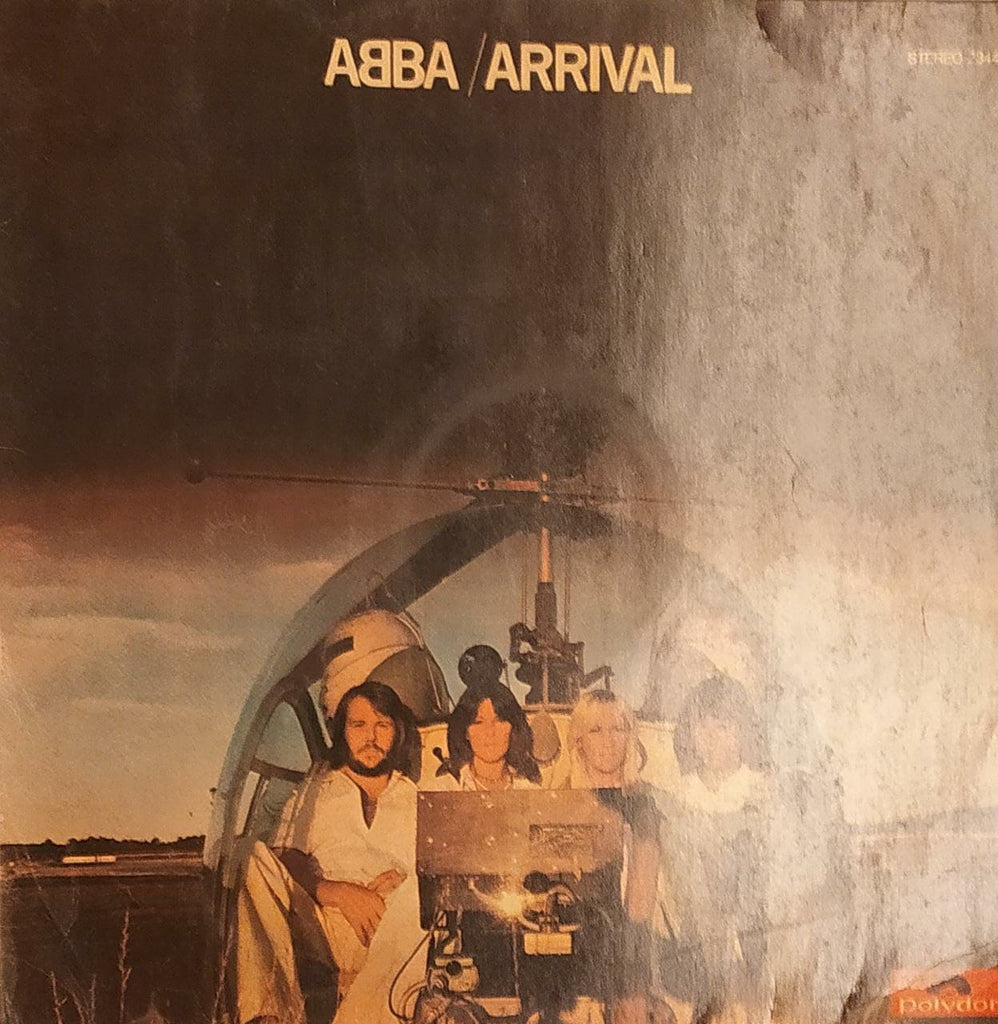 Arrival by ABBA (Used Vinyl)  VG
