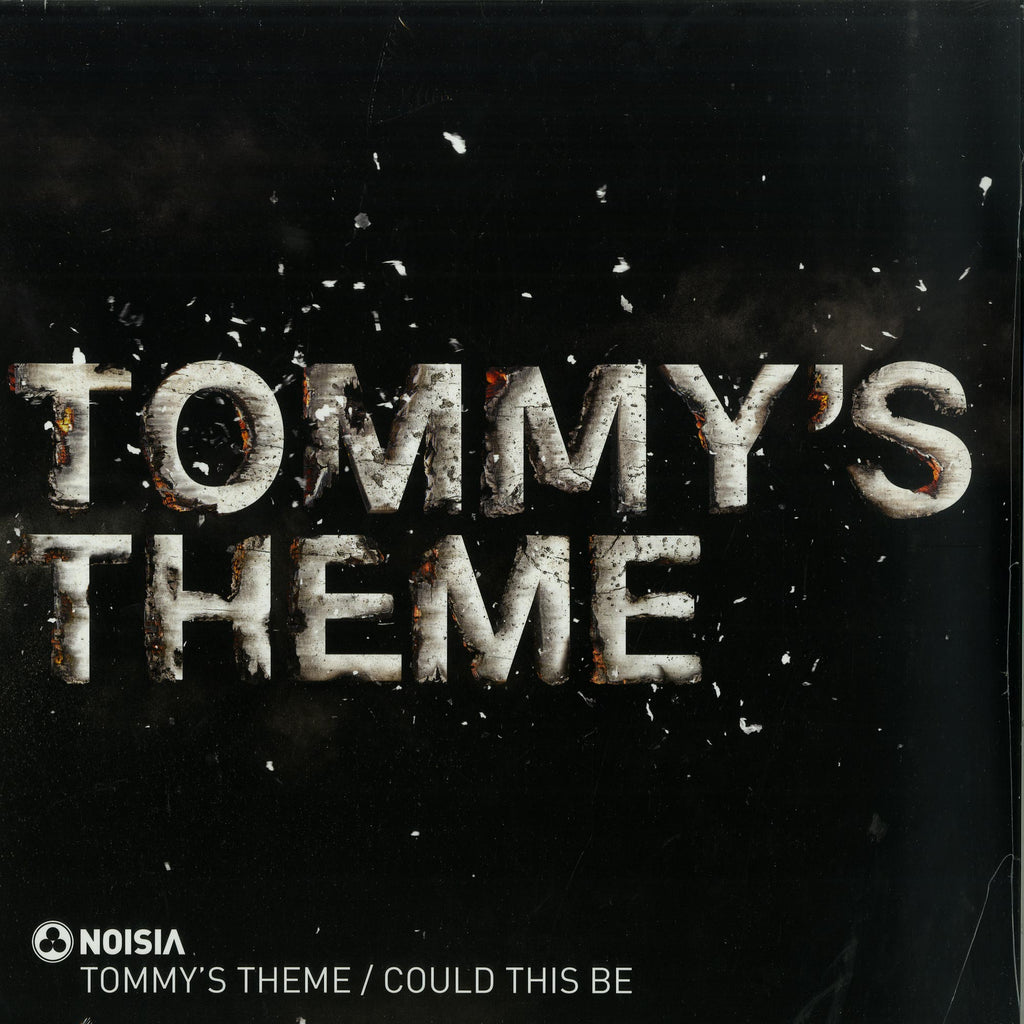 Noisia ‎– Tommy's Theme / Could This Be