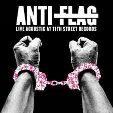 Live Acoustic At 11th Street Records By  Anti-Flag