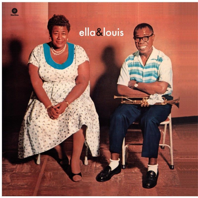 Ella And Louis By Ella Fitzgerald, Louis Armstrong