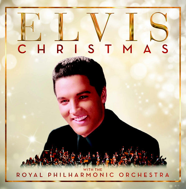 Elvis* With The Royal Philharmonic Orchestra ‎– Christmas With Elvis And The Royal Philharmonic Orchestra