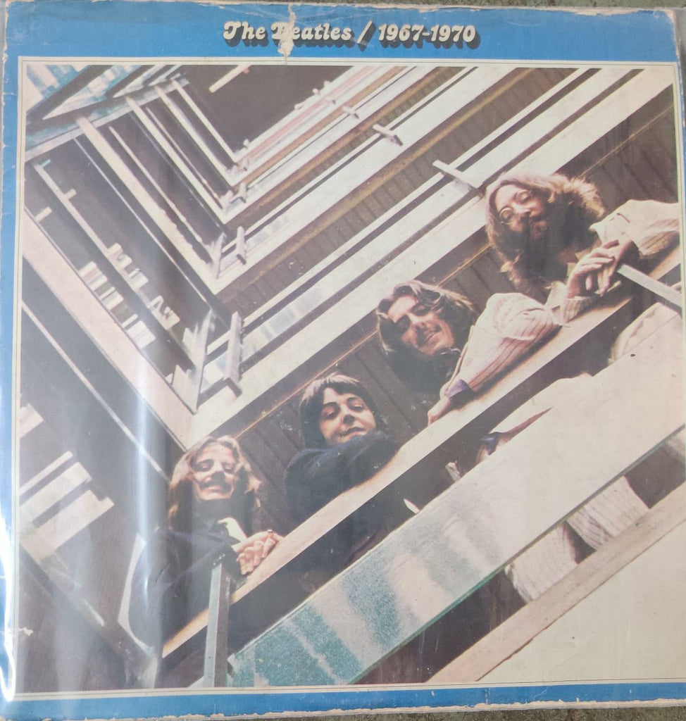 1967-1970 By The Beatles  (Used Vinyl ) VG