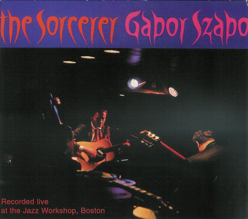 The Sorcerer By Gabor Szabo