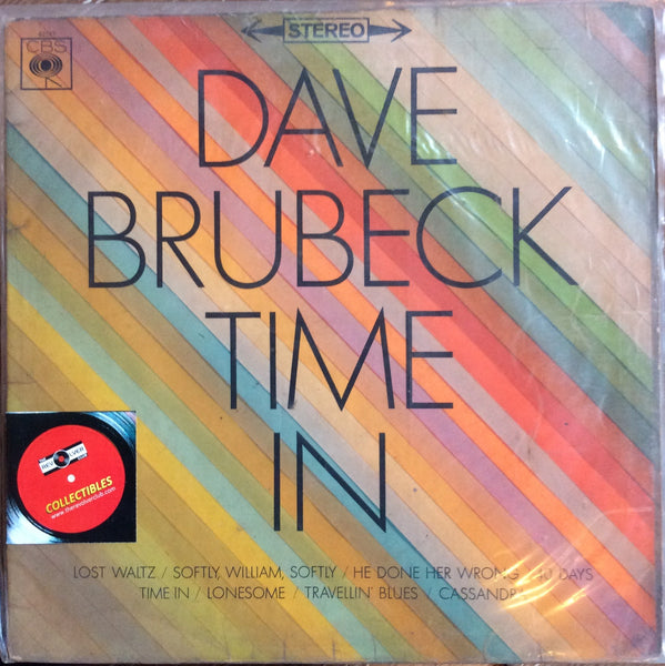 Time In By Dave Brubeck