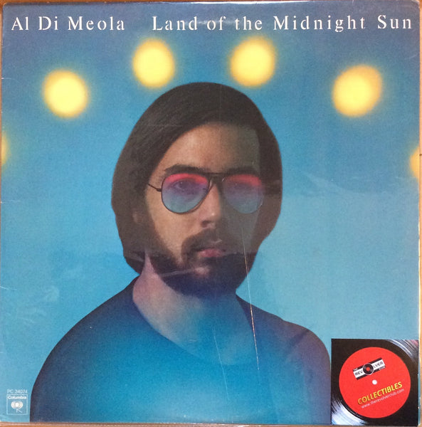 Land Of The Midnight Sun By Al Di Meola