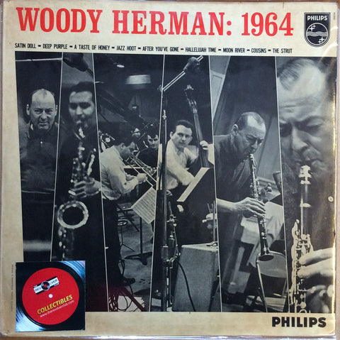 Woody Herman: 1964 By Woody Herman