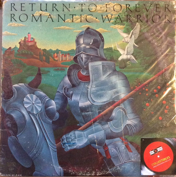Romantic Warrior By Return To Forever