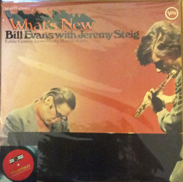 What's New By Bill Evans & Jeremy Steig