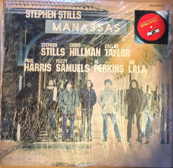Manassas By Stephen Stills/Manassas
