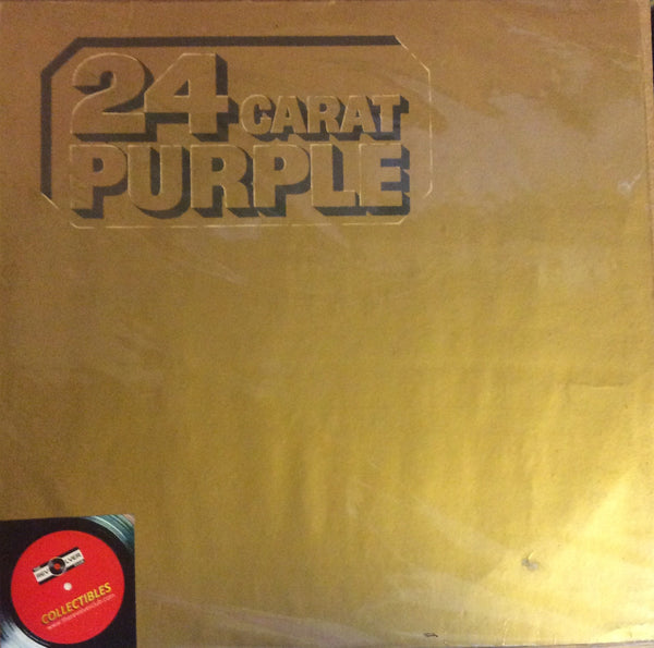 24 Carat Purple By Deep Purple