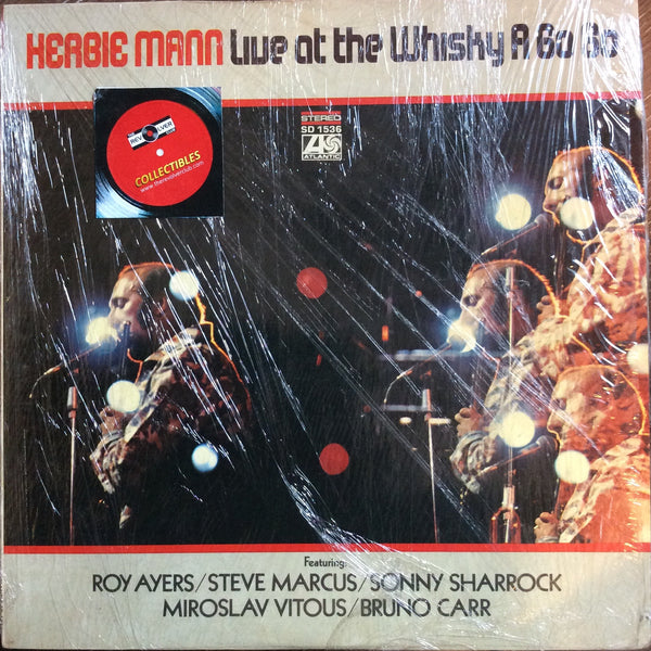 Live At The Whisky A Go Go By Herbie Mann