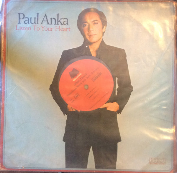 Listen To Your Heart By Paul Anka