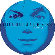 Invincible By Michael Jackson - Picture Disc