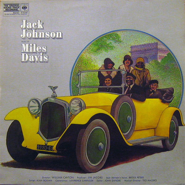 Jack Johnson By Miles Davis