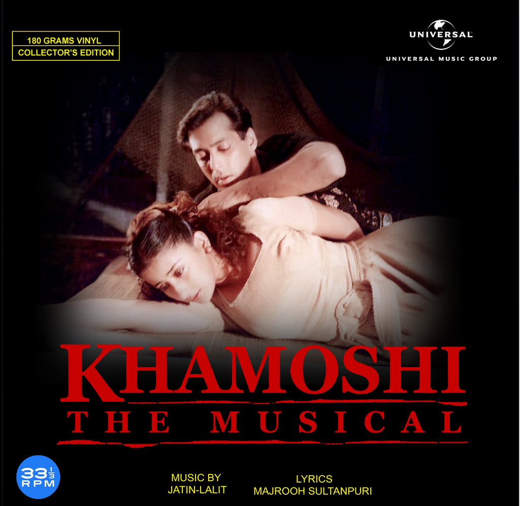 Khamoshi The Musical by Jatin Lalit (Pre Order)