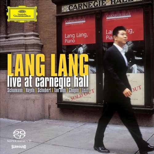 Live At Carnegie Hall By Lang Lang