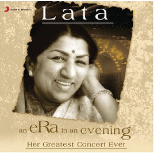 Lata Mangeshkar - An Era In An Evening