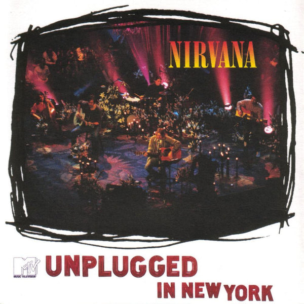 Mtv Unplugged in New York by Nirvana