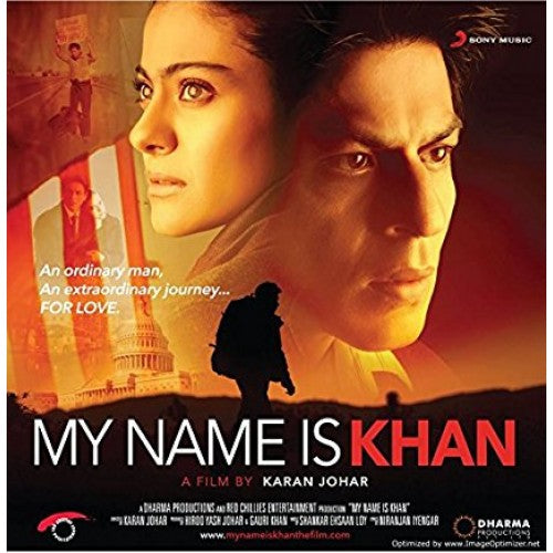 My Name Is Khan By Shankar Ehsaan Loy
