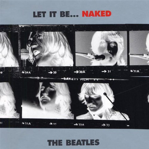 Let It Be... Naked By The Beatles